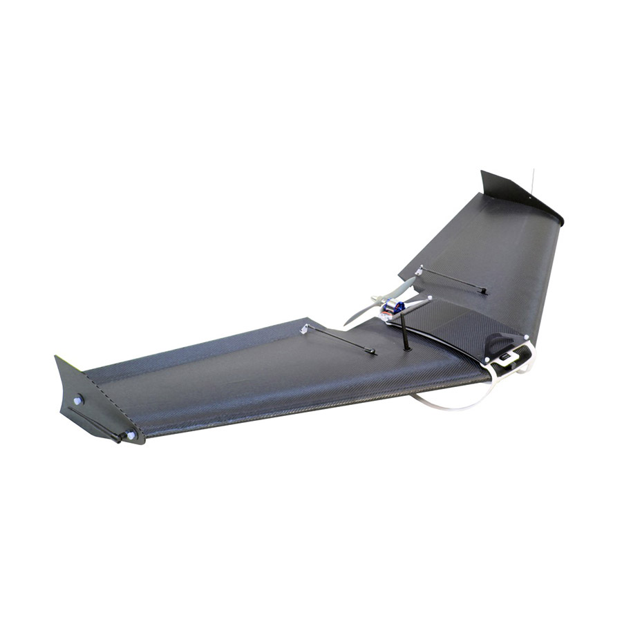 Fixed-wing Carbon Fiber Drone